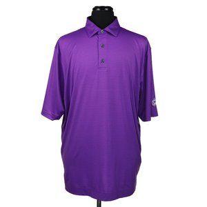 FootJoy Short Sleeve Golf Polo Shirt Geometric